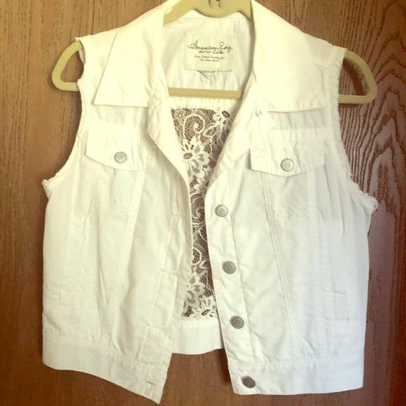 American Rag Jackets & Blazers - American rag vest